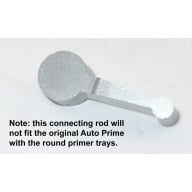 LEE HAND PRIMING TOOL CONNECT ROD-NOT RND TRAY