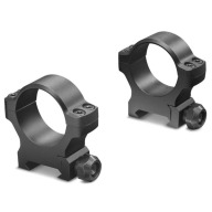 "Leupold Rings BackCountry Cross-Slot 1"" High Matte"