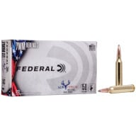 FEDERAL AMMO 7MM REMINGTON 150gr SP NON-TYPICAL 20/bx 10/cs