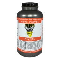 SHOOTERS WORLD AUTO PISTOL 1LB POWDER 16/cs
