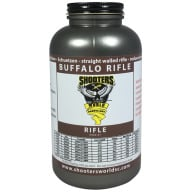 Shooters World Buffalo Rifle Smokeless Powder 1 Pound