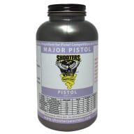 Shooters World Major Pistol Smokeless Powder 1 Pound
