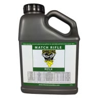 SHOOTERS WORLD MATCH RIFLE 8LB POWDER 2/cs