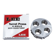 LEE TURRET 4-HOLE FOR TURRET PRESS