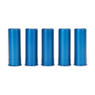 AZOOM SNAP CAP 12ga BLUE VALUE (5-PACK)