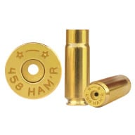 Starline Brass 458 HAM'R Unprimed Bag of 100