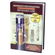 LEE MODERN RELOADING 2ND ED RELOADING MANUAL 12/CS