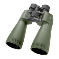 BSA 10-30x60mm BINOCULAR GRN RUBBER COATING w/CASE