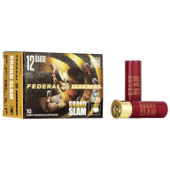 "FEDERAL AMMO GS TURKEY 12GA 3"" 4DE 1.75oz #4 10/bx 5/"