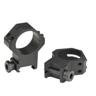 WEAVER TACTICAL RING FOUR HOLE PICATINNY XX-HIGH 1""