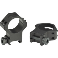 WEAVER TACTICAL RING FOUR HOLE PICATINNY 30MM LOW