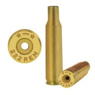STARLINE BRASS 222 REMINGTON UNPRIMED PER 100