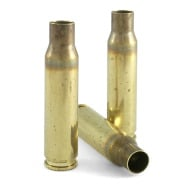 MAJOR US MFG BRASS 308 WINCHESTER UNPRIMED PER 100
