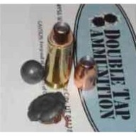 Doubletap Ammunition 10mm Equalizer 230gr Payload JHP/Hardcast Ball Box of 20