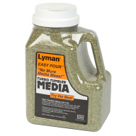 Lyman Easy Pour Corncob Tumbler Media Treated 6 Pound