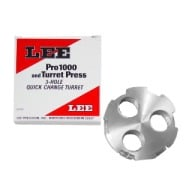 LEE TURRET FOR TURRET PRESS/PRO 1000 (3-HOLE)