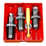 LEE 45 GAP CARBIDE 3 DIE SET