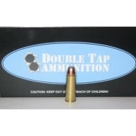 Doubletap Ammo 44 Mag 240gr Bond Hunter JSP Box of 20