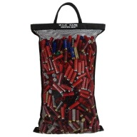 WILD HARE HULL HAMPER 400 BLACK/MESH holds 400 12ga