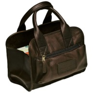 WILD HARE LEATHER 4 BOX SHELL CARRIER JAVA