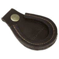 WILD HARE LEATHER TOE PAD JAVA