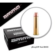 Ammo, Inc. Ammo 38 Special 125gr JHP Signature Line Box of 20
