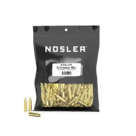 NOSLER BRASS 6.5 CREEDMOOR UNPRIMED BULK 100/BAG