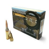 PETERSON AMMO 300 NORMA MAG 215g BERGER HYB 20/BX