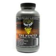 SHOOTERS WORLD THE HUNTER PELLET 50cal 50g 100b 12c