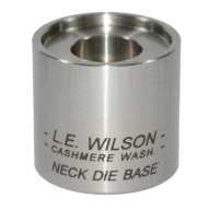 WILSON STAINLESS STEEL NECK DIE DECAPPING BASE