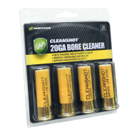 HUNTEGO CLEANSHOT 20ga SHOOT THRU BORE CLEANER