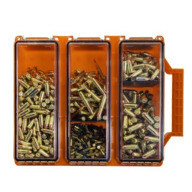 BERRY TRI-CAN TRIPLE AMMO CAN LOCKABLE ORANGE