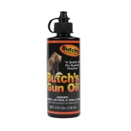 BUTCH'S BENCH REST GUN OIL 4oz 24/CS