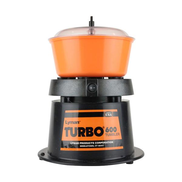 lyman turbo 600 brass tumbler 110 volt graf sons. Black Bedroom Furniture Sets. Home Design Ideas