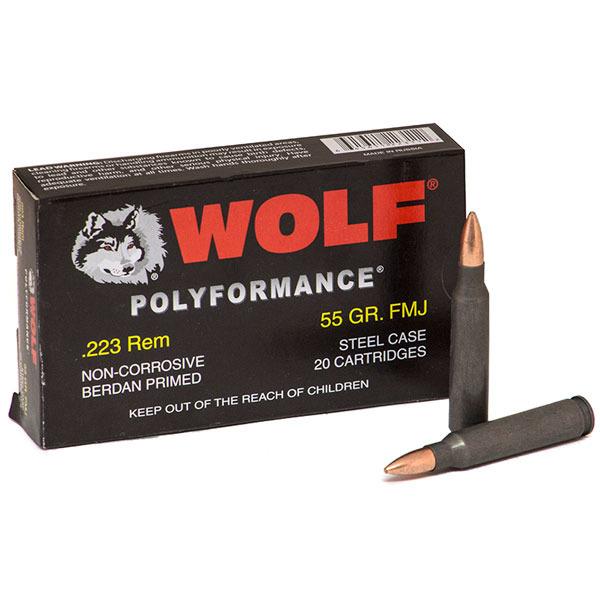 Wolf Ammunition & Primers - Graf & Sons