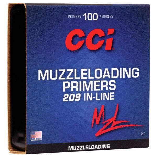 CCI PRIMER 209 MUZZLE- LOADING 100/BOX - Graf & Sons