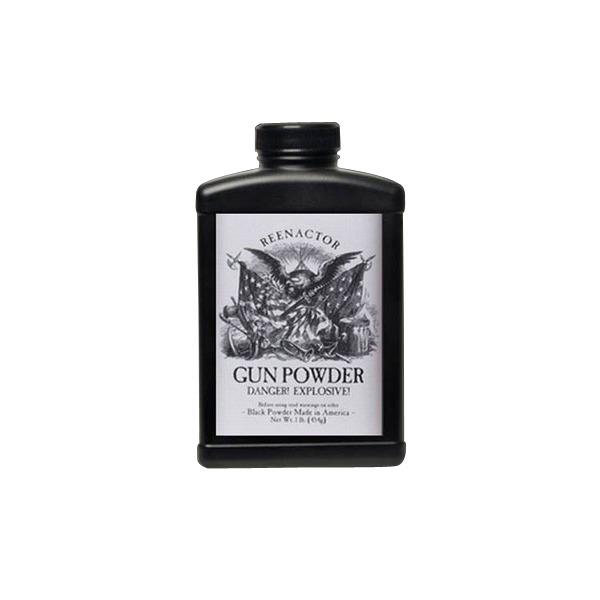 GOEX BLACK POWDER 1LB (REENACTOR) 25/CS - Graf & Sons
