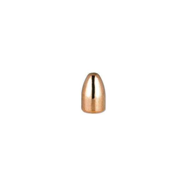 BERRY 9MM ( 356) 115gr RN BULLET ROUND-NOSE 1000/BX - Graf