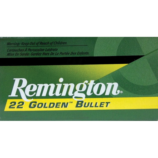 REMINGTON AMMO 22 SHORT 29gr RN HV 1095fps 50/bx 100/cs