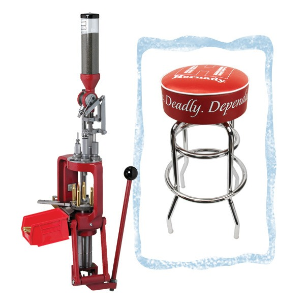 Hornady Press Lnl Ap Press W Reloading Bench Stool Graf Sons