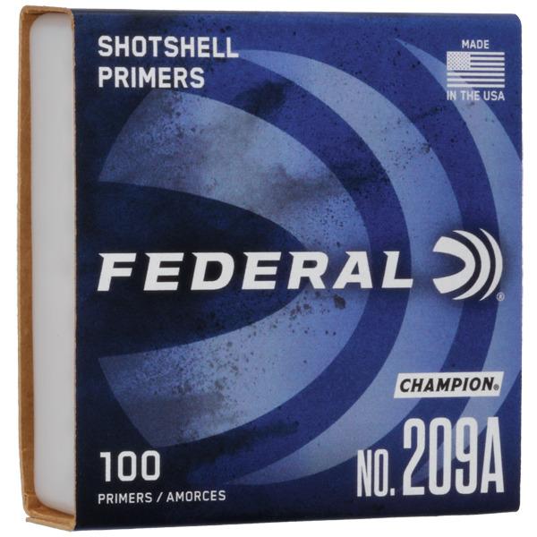 FEDERAL PRIMER 209A SHOTSHELL 5000/CASE - Graf & Sons