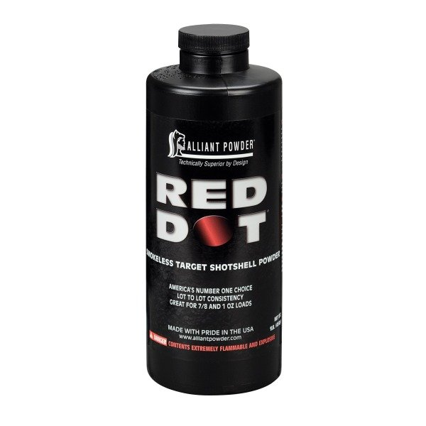 Alliant Red Dot Smokeless Powder 8 Pound - Graf & Sons