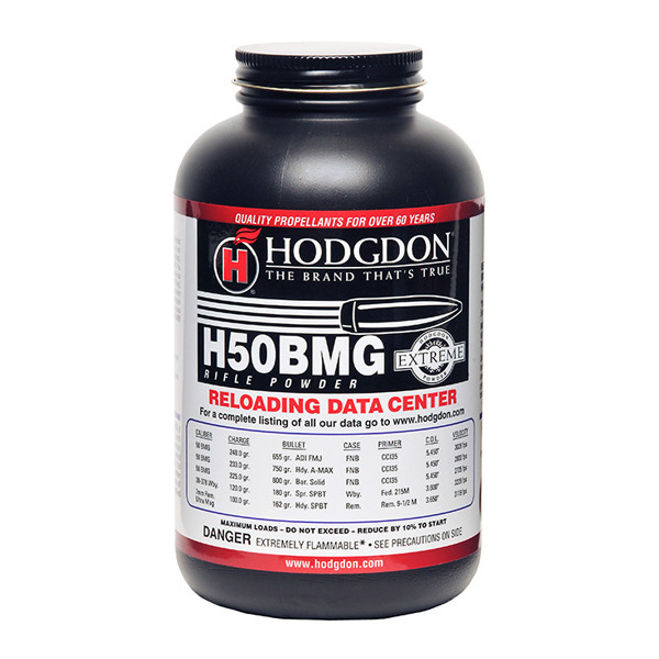 Hodgdon 50 BMG Smokeless Powder 1 Pound