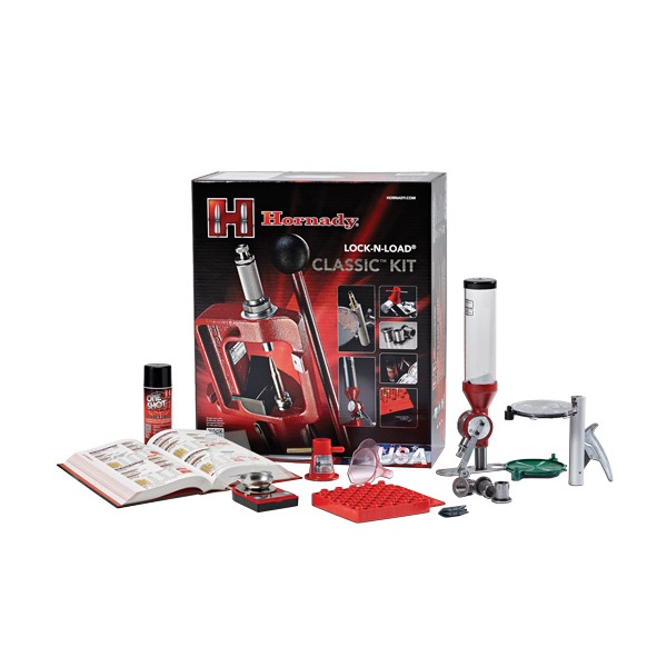 Hornady Lock N Load Classic Single Stage Reloading Press