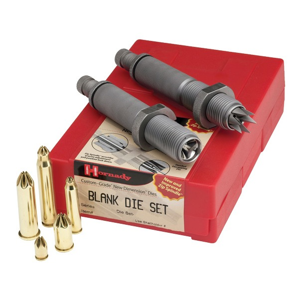 HORNADY BLANK CARTRIDGE 2-DIE SET, 22-45cal - Graf & Sons