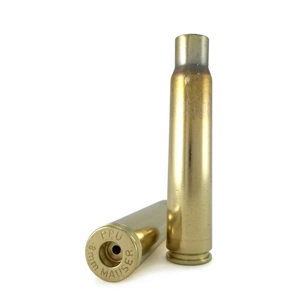Prvi Partizan Brass 8x57 Mauser Unprimed Bag of 50 - Graf & Sons