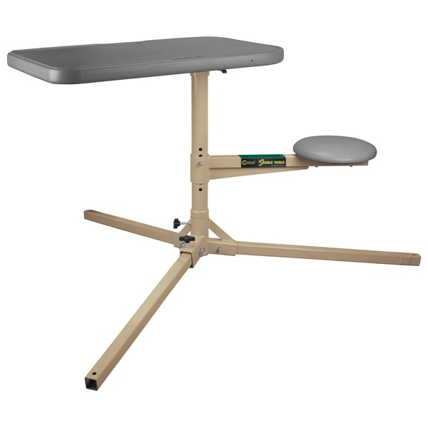 Caldwell Stable Table Deluxe Shooting Bench Graf Sons