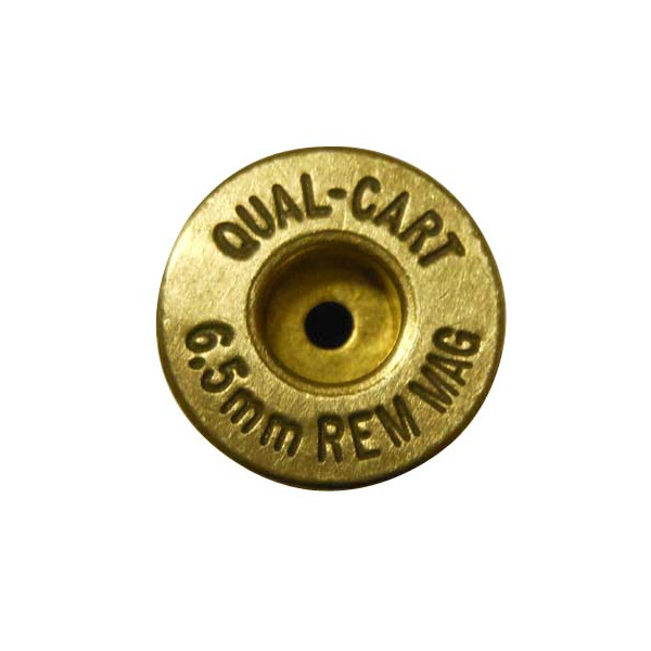 Quality Cartridge Brass 6.5mm Remington Mag Unprimed Bag of 20
