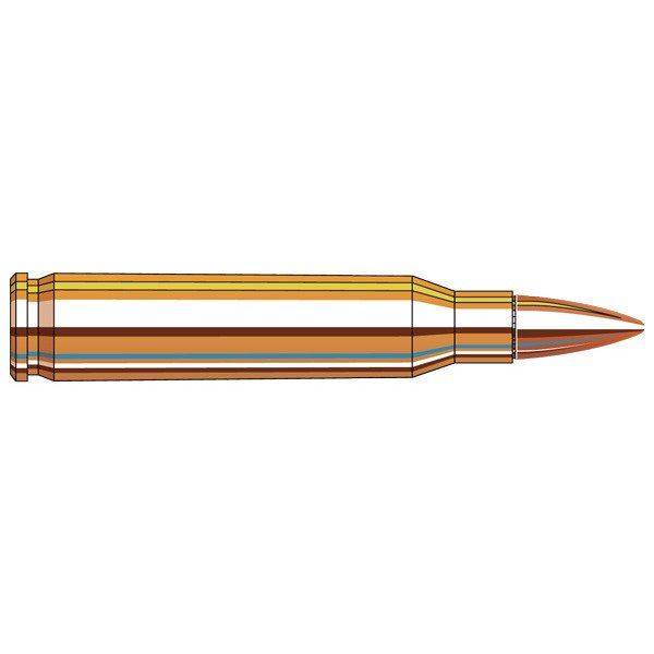 FRONTIER AMMO 223 REMINGTON 55gr FMJ 20/BX 25/CS