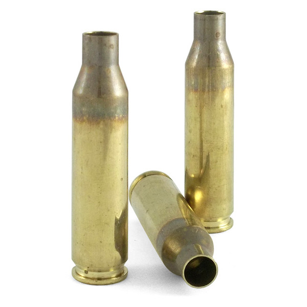 MAJOR US MFG BRASS 260 REMINGTON UNPRIMED PER 100